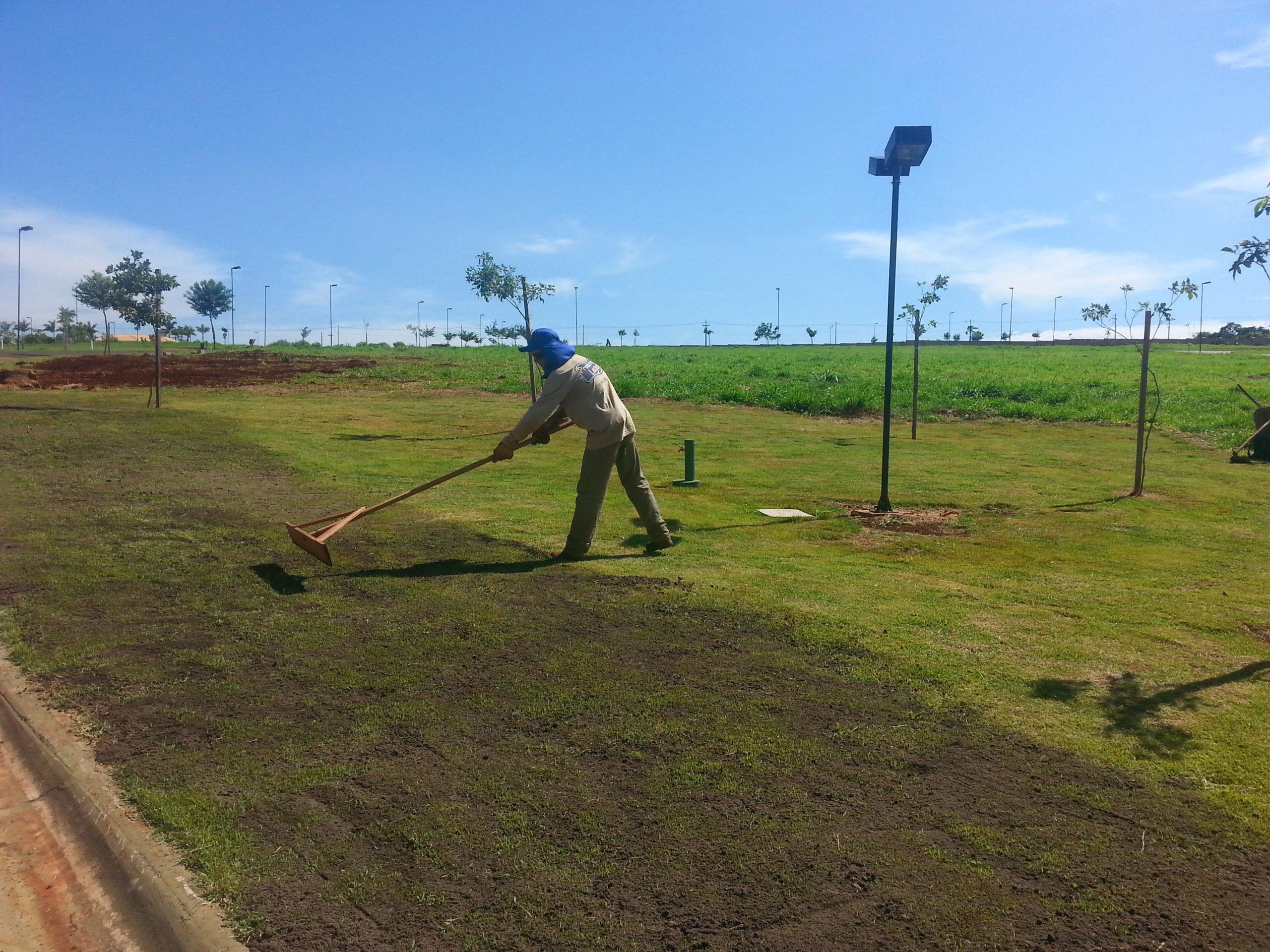 Recuperação de gramados 04